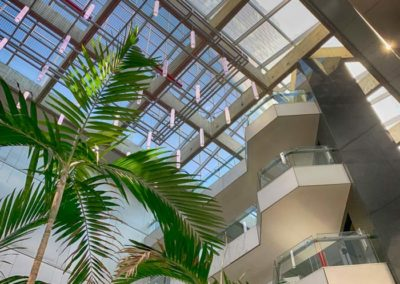 <strong>501 East Kennedy Blvd.</strong> <em>Tampa, FL</em>  20-story commercial office building remodeled. Conveniently located in downtown Tampa.