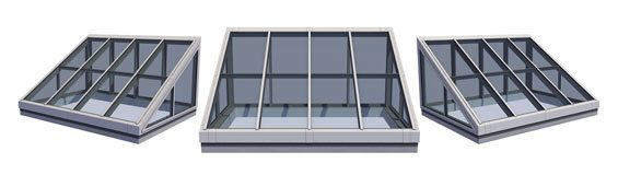 Sawtooth Skylight