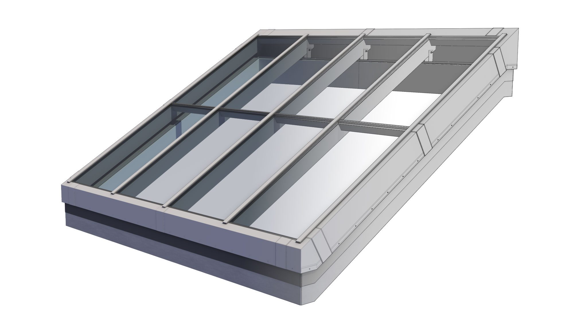 Standard Skylight System Capabilities | Acurlite Structural